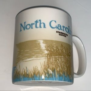 Starbucks North Carolina Collectors Series Mug